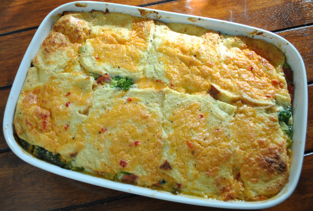 palmetto cheese broccoli casserole