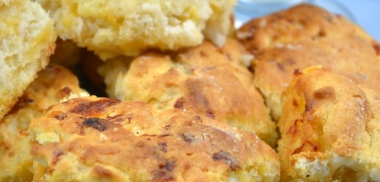 Palmetto Cheese Biscuits