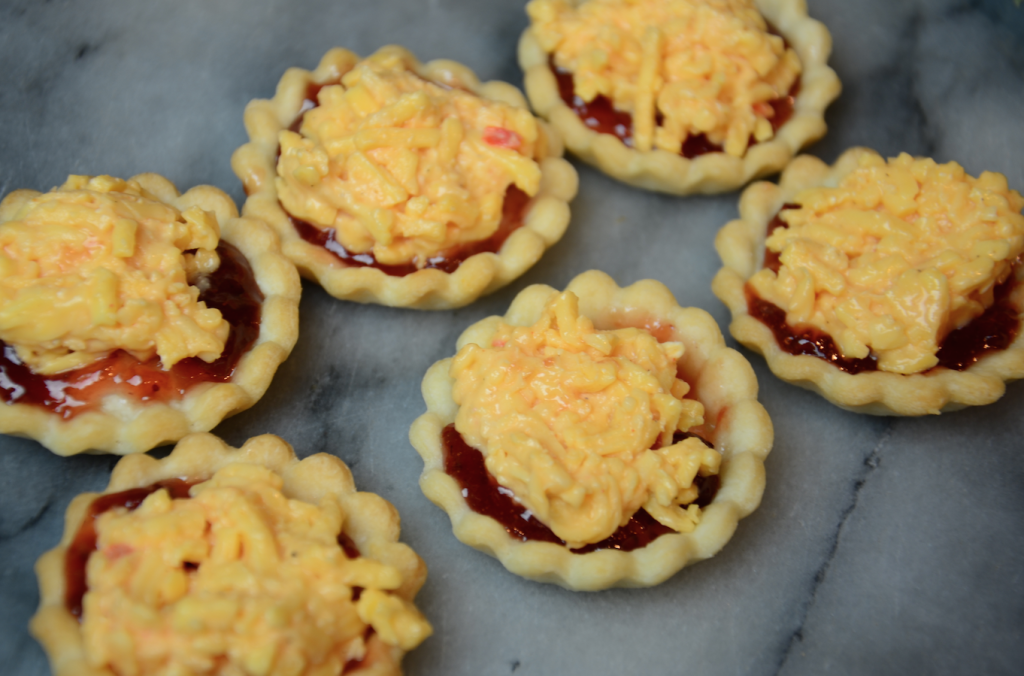palmetto cheese tarts