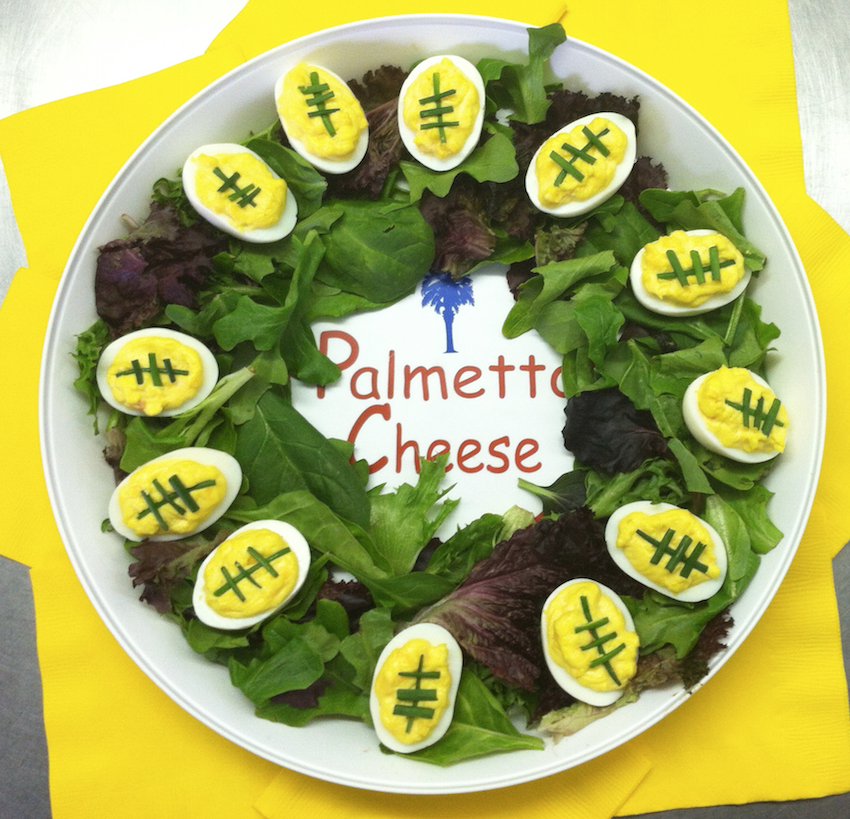 super bowl appetizer palmetto cheese