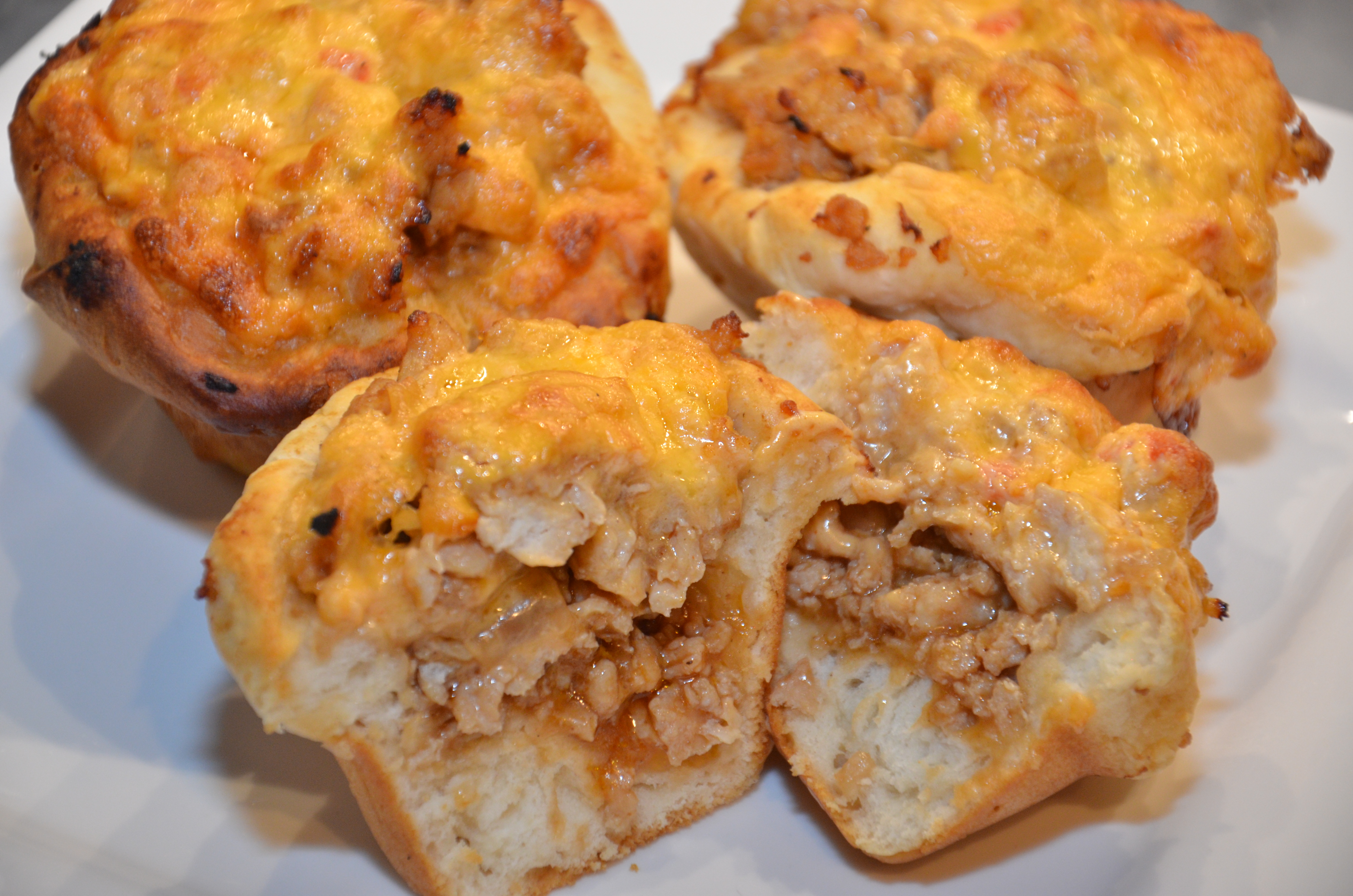 Barbecue Chicken Cups Palmetto Cheese