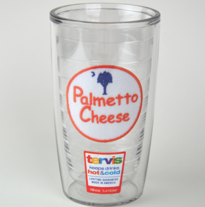Palmetto Cheese tervis tumbler
