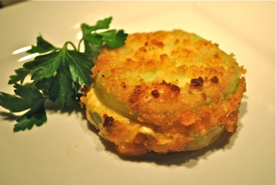 Palmetto Cheese recipe Fried Green Tomatoes