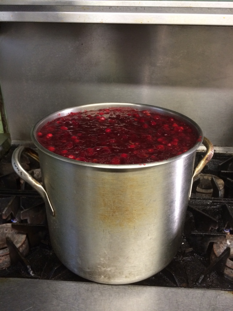 Easy way out Cranberry Sauce