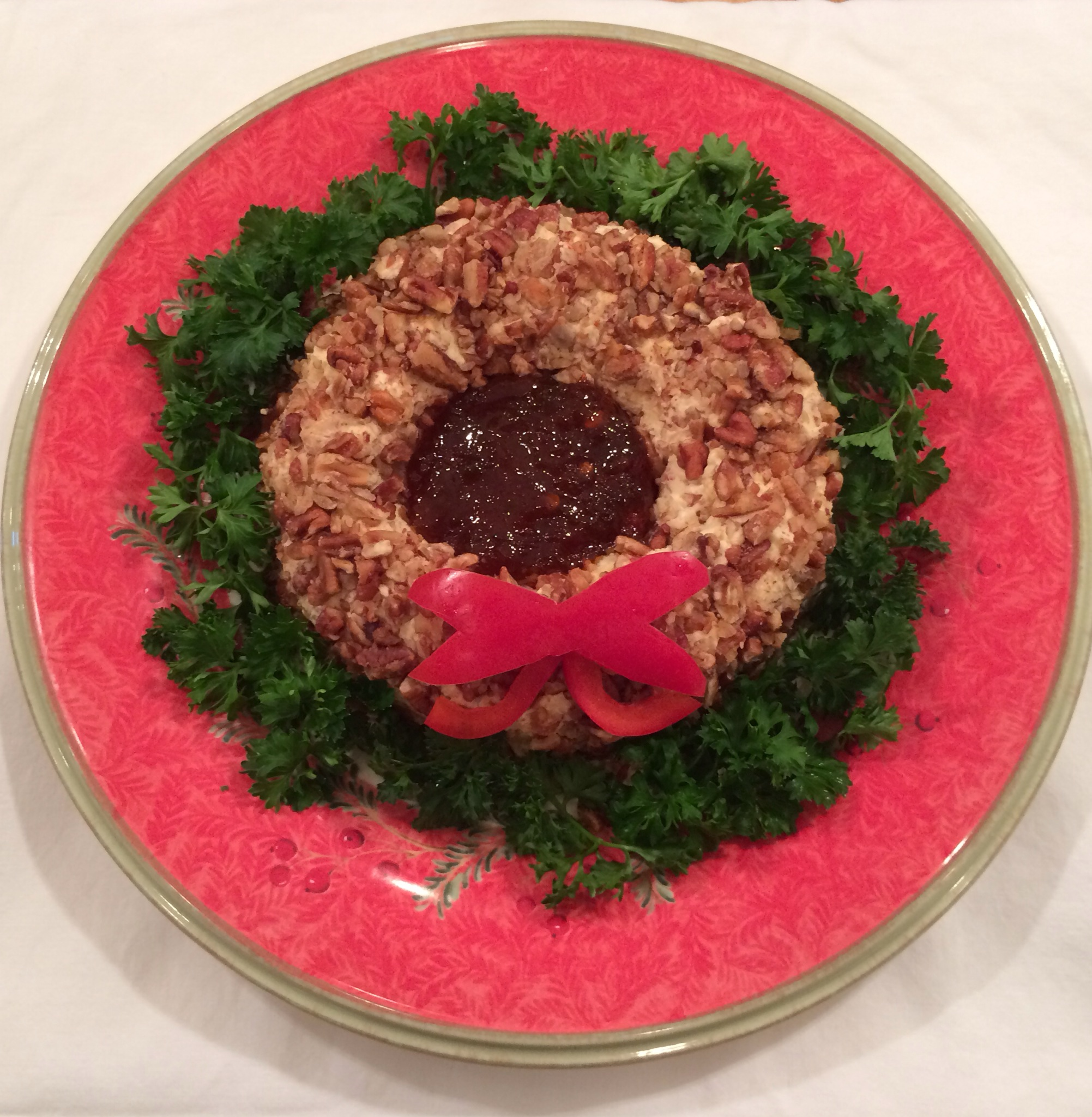 Palmetto Cheese Pimento cheese ball holiday recipes