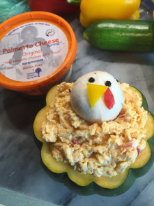 Thanksgiving recipe palmetto cheese turkey