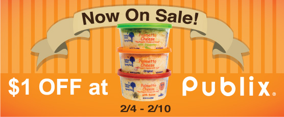 palmetto cheese on sale at publix