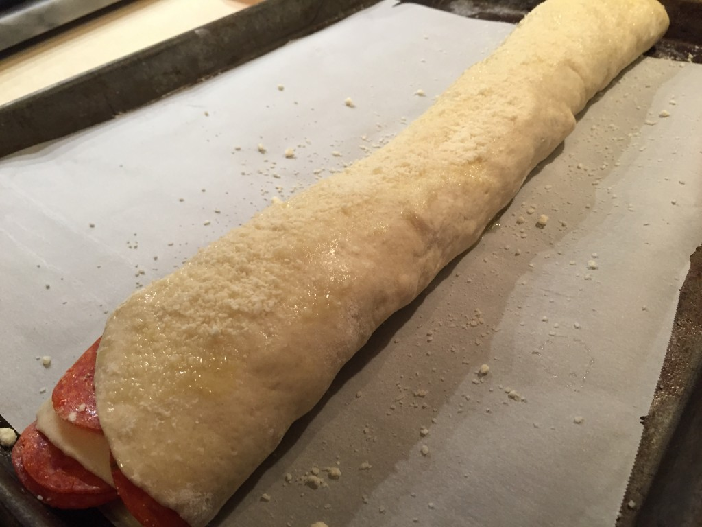 Palmetto Cheese pimento cheese pepperoni roll