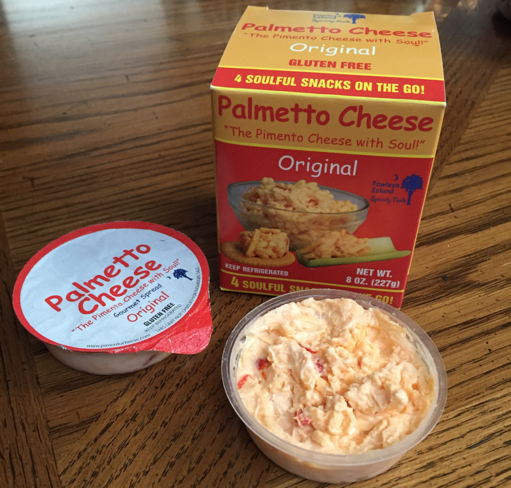 Palmetto Cheese Snack Packs
